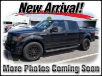 2012 Ford F-150 FX2 Truck SuperCrew Cab Gas/Ethanol V8 302