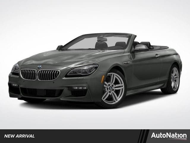 Photo 2016 BMW 6 Series 640i Xdrive