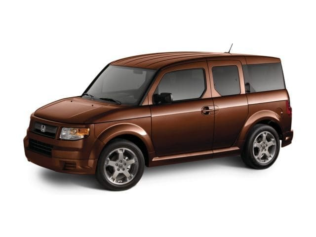 Photo Used 2007 Honda Element SC SUV For Sale in Fairfield, CA