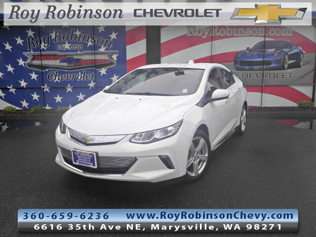 Photo Used 2018 Chevrolet Volt LT in Marysville, WA