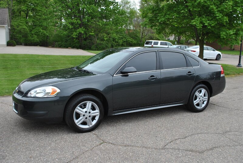 Photo 2015 Chevrolet Impala LS Limited for sale in Flushing MI