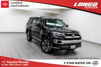 Certified Used 2016 Toyota 4Runner 4WD V6 Limited in El Monte
