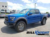 Certified Used 2017 Ford F-150 Raptor Truck EcoBoost V6 GTDi DOHC 24V Twin Turbocharged 4WD in Tulsa