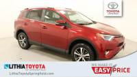 Certified 2018 Toyota RAV4 XLE SUV in Springfield