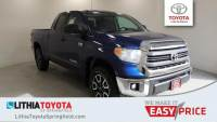 Certified 2014 Toyota Tundra 4x4 SR5 5.7L V8 Truck Double Cab in Springfield