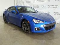Pre-Owned 2016 Subaru BRZ Limited Coupe