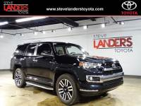 2016 Toyota 4Runner Limited 4WD V6 Limited Automatic