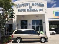 2000 Dodge Caravan SE Cloth Seats 7 Passenger Dual Sliding Doors CD A/C
