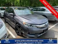 2016 Honda Accord Sport Sedan for sale in Princeton, NJ