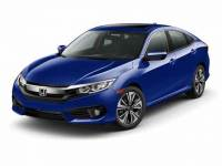 2016 Honda Civic Sedan CVT EX-T