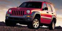 Pre-Owned 2003 Jeep Liberty Sport RWD Sport Utility