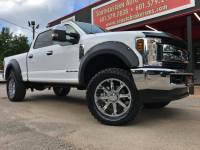2019 Ford F-250 SD XLT CREW CAB SHORT BED 4WD CUSTOM LIFTED