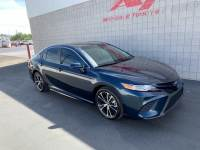 Certified Pre-Owned 2018 Toyota Camry Sedan Front-wheel Drive in Avondale, AZ