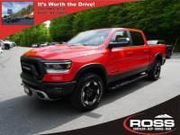 2019 Ram 1500 Rebel Truck Crew Cab in Boone