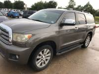 2008 Toyota Sequoia Limited SUV 4WD