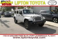 2018 Jeep Wrangler JK Unlimited Unlimited Sport SUV