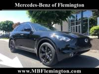 Used 2017 INFINITI QX70 Base For Sale in Allentown, PA