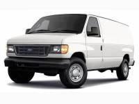 2005 Ford E-150 Van Cargo Van