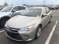 Certified Pre-Owned 2017 Toyota Camry LE Car Front-wheel Drive in Hiawatha, IA