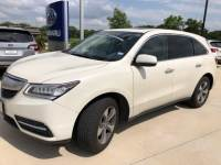 Used 2016 Acura MDX 3.5L For Sale Grapevine, TX