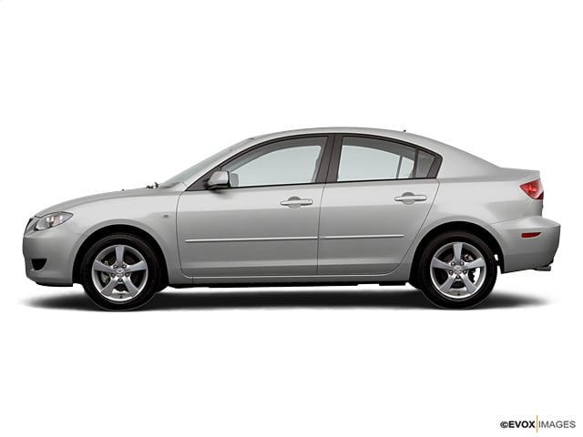 Photo Used 2007 Mazda Mazda3 i Touring Sedan For Sale Leesburg, FL