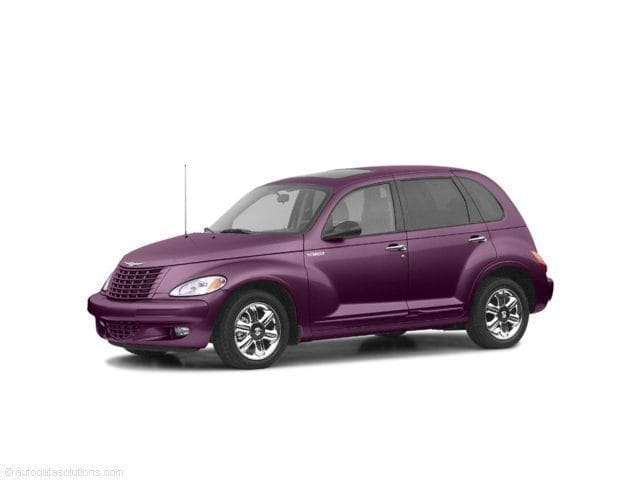 Photo Used 2005 Chrysler PT Cruiser Base SUV in Merced, CA