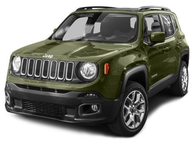Photo Used 2015 Jeep Renegade Limited 4x4 For Sale in Monroe OH