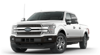 2018 Ford F-150 King Ranch Truck SuperCrew Cab Power Stroke Turbo Diesel Engine