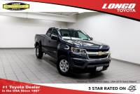 Used 2017 Chevrolet Colorado 2WD Ext Cab 128.3 WT in El Monte