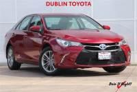 Certified Pre-Owned 2016 Toyota Camry Hybrid SE Sedan in Dublin, CA