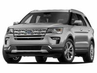 2018 Ford Explorer Limited SUV near Houston