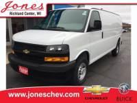 New 2019 Chevrolet Express Cargo Van 3500 Extended Wheelbase Rear-Wheel Drive