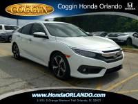 Pre-Owned 2016 Honda Civic Touring Sedan in Jacksonville FL