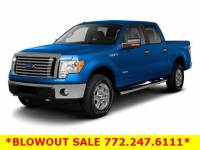 Pre-Owned 2010 Ford F-150 4WD SuperCrew 5-1/2 Ft Box XLT