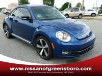 Pre-Owned 2013 Volkswagen Beetle 2.0T Turbo w/PZEV Hatchback in Greensboro NC