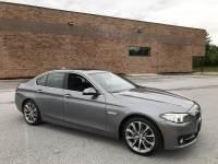 Used 2016 BMW 535i xDrive Sedan For Sale at Paul Sevag Motors, Inc.   VIN: WBA5B3C55GG256707