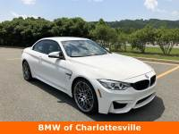 Pre-Owned 2016 BMW M4 in Charlottesville VA