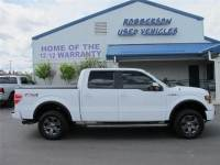 Used 2012 Ford F-150 FX4 4x4 SuperCrew Cab Styleside 5.5 ft. box 145 in Crew Cab Short Bed Truck For Sale Bend, OR