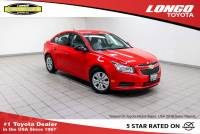 Used 2014 Chevrolet CRUZE Automatic LS in El Monte