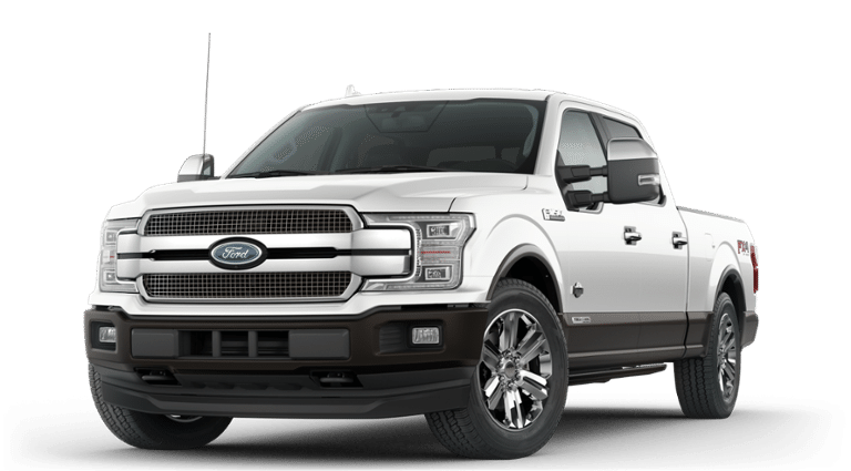 Photo 2018 Ford F-150 King Ranch Truck SuperCrew Cab Power Stroke Turbo Diesel Engine