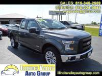 2016 Ford F-150 XL SuperCab Short Bed 4WD