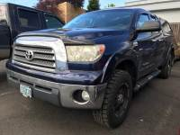 Used 2007 Toyota Tundra SR5 5.7L V8 Truck Double Cab in Eugene