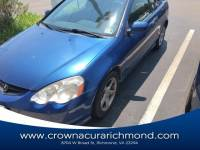 Pre-Owned 2002 Acura RSX Type S in Richmond VA