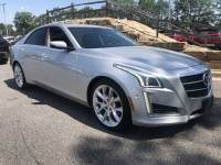 Pre-Owned 2014 Cadillac CTS 3.6L Performance Sedan in Greenville SC