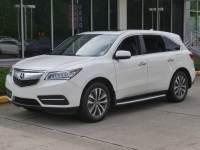 Used 2016 Acura MDX FWD 4dr w/Tech