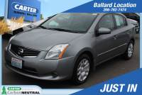 Used 2012 Nissan Sentra 2.0 SL for Sale in Seattle, WA
