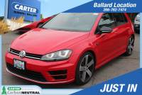 Used 2016 Volkswagen Golf R Base for Sale in Seattle, WA