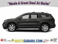 Used 2017 Chevrolet Traverse LT Available in Sacramento CA