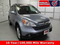 Used 2009 Honda CR-V For Sale at Duncan's Hokie Honda | VIN: 5J6RE48769L022348
