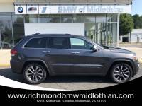 Pre-Owned 2017 Jeep Grand Cherokee Overland 4x4 in Midlothian VA